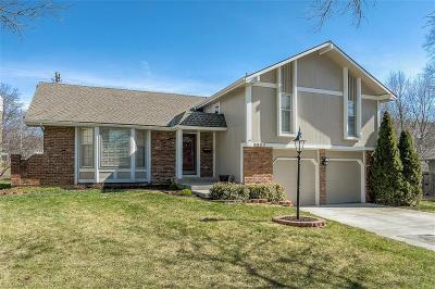 Prairie Village Single Family Home For Sale: 8809 Nall Avenue