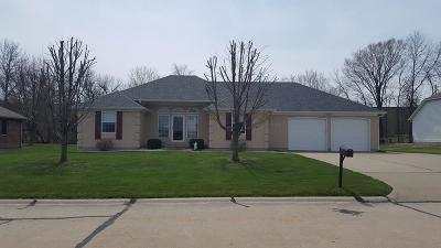 Henry County Single Family Home For Sale: 520 Meadowlark Drive
