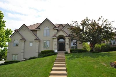 Olathe Single Family Home For Sale: 26205 W 110th Terrace