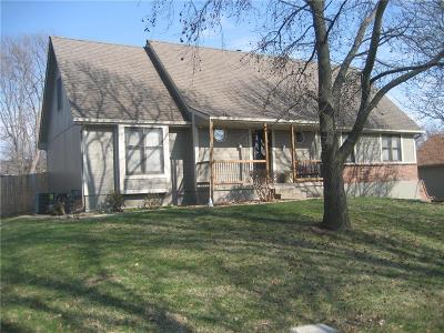 Raymore MO Single Family Home Contingent: $239,000