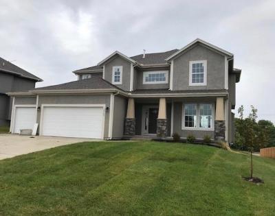 Olathe Single Family Home For Sale: 10765 S Harwick Street