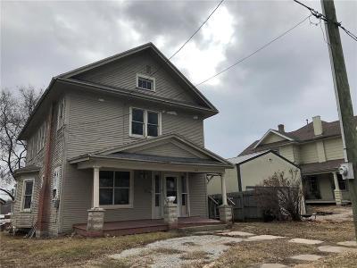 Bethany Single Family Home For Sale: 1804 Alder Street