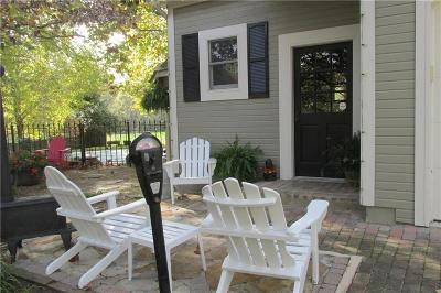 Louisburg Single Family Home For Sale: 200 N Metcalf Road
