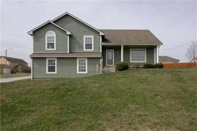 Atchison Single Family Home For Sale: 1701 Jayhawk Drive