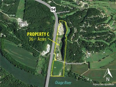 Camden County Residential Lots & Land For Sale: Us 54 Highway