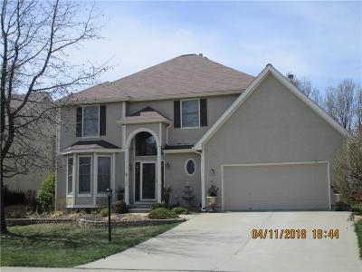 Leavenworth Single Family Home For Sale: 4200 Grand Avenue