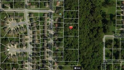 Clay County Residential Lots & Land For Sale: 4939 N Fremont Avenue