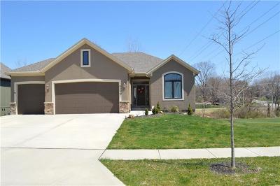 Lenexa Single Family Home For Sale: 8525 Houston Street