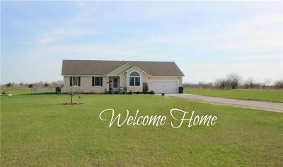 Knob Noster Single Family Home For Sale: 1060 SE 470 Road