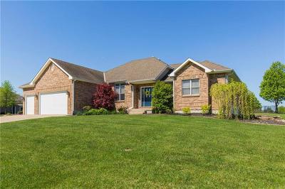 Basehor Single Family Home For Sale: 18231 153rd Street
