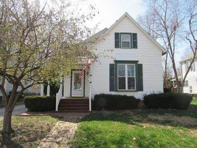 Sedalia MO Single Family Home For Sale: $119,900