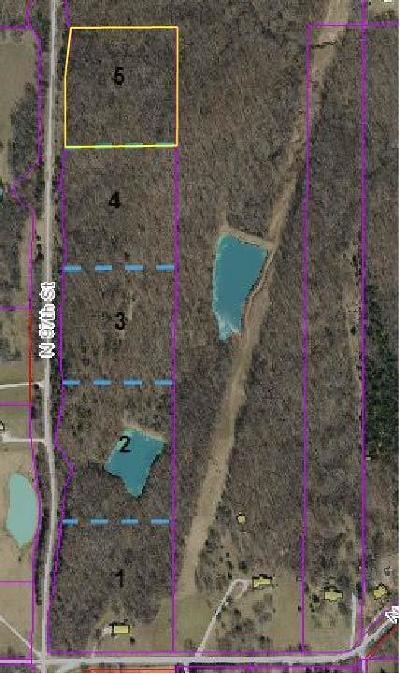 Wyandotte County Residential Lots & Land For Sale: Lot 5 97th Street