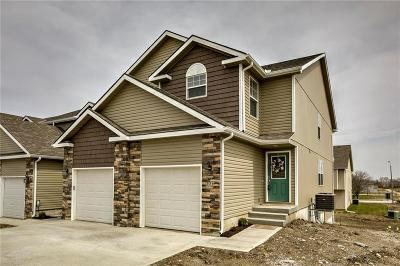 Raymore MO Condo/Townhouse For Sale: $158,000
