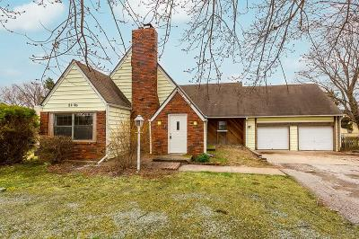 Shawnee Single Family Home For Sale: 13805 W 62nd Street