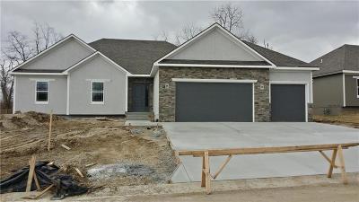 Grain Valley Single Family Home Contingent: 1403 NW Burr Oak Lane