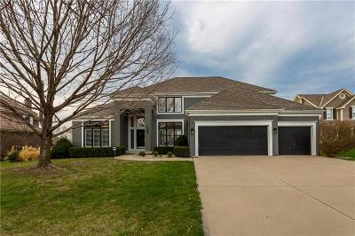Overland Park Single Family Home For Sale: 5510 W 147th Place