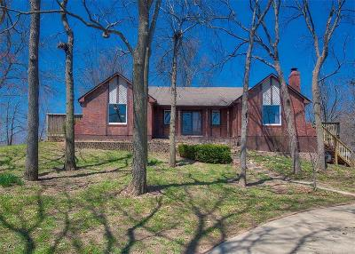 Blue Springs Single Family Home For Sale: 4505 SW Hickory Lane