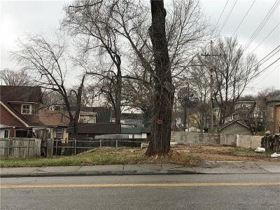 Wyandotte County Residential Lots & Land For Sale: 1521 S 14th Street
