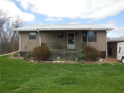 Sedalia MO Single Family Home For Sale: $140,000