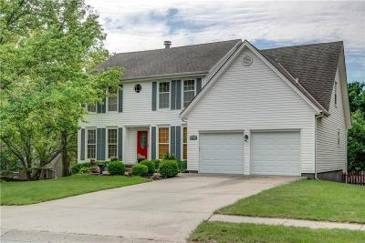 Lenexa Single Family Home For Sale: 14501 W 86th Street