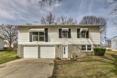 Kansas City Single Family Home For Sale: 8516 Sandusky Avenue