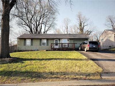 Overland Park Single Family Home For Sale: 8006 W 85th Terrace