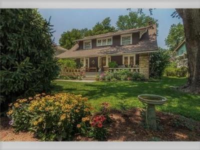 Kansas City Single Family Home For Sale: 5914 Brookside Boulevard