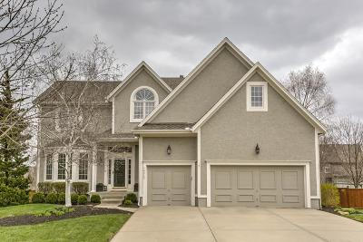 Overland Park KS Single Family Home Show For Backups: $424,900