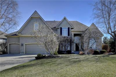 Overland Park Single Family Home For Sale: 14643 Grant Lane