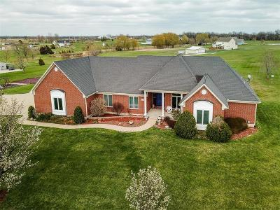 Louisburg Single Family Home For Sale: 27253 Normandy Road