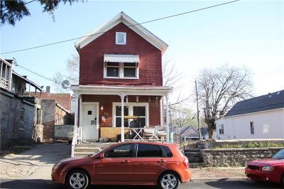 Kansas City Single Family Home For Sale: 540 Orville Avenue