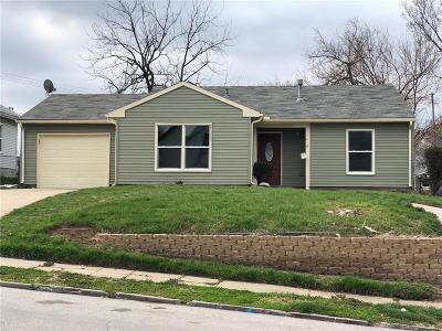 Kansas City Single Family Home For Sale: 1615 Richmond Avenue