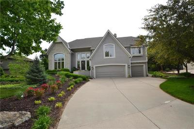 Olathe Single Family Home For Sale: 11017 S Whitetail Lane