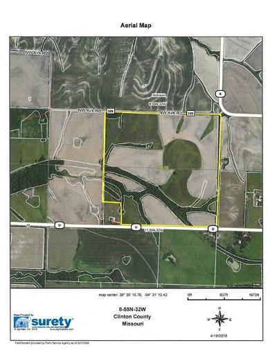 Clinton County Residential Lots & Land For Sale: U Highway