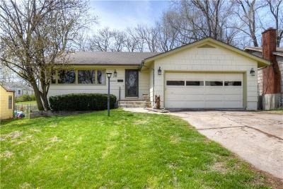 Kansas City Single Family Home For Sale: 8416 Kenwood Avenue