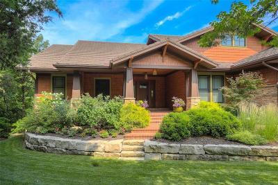 Single Family Home For Sale: 11801 Mohawk Lane