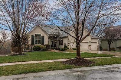 Leawood Single Family Home For Sale: 3144 W 143rd Terrace