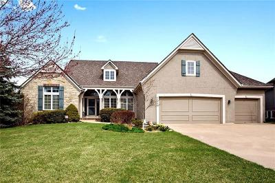 Olathe KS Single Family Home For Sale: $549,000