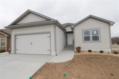 Blue Springs Single Family Home Contingent: 811 NE Sonora Valley Lane