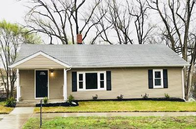 Excelsior Springs Single Family Home For Sale: 235 S Kimball Avenue