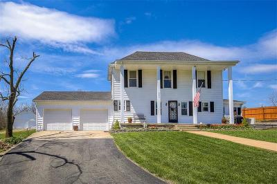 Shawnee Single Family Home For Sale: 6840 Maurer Road