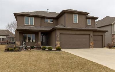 Olathe KS Single Family Home For Sale: $428,775