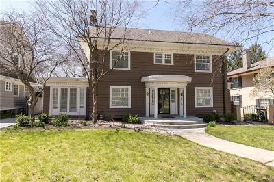 Kansas City Single Family Home For Sale: 6418 Summit Street