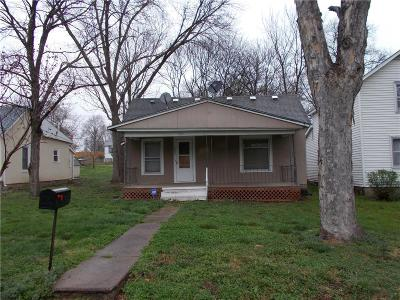 Atchison KS Single Family Home For Sale: $39,900