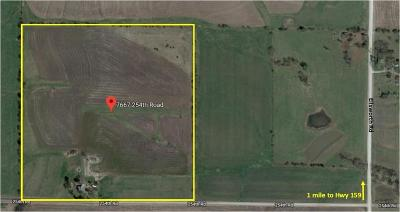 Atchison County Residential Lots & Land For Sale: 7667 254th Road