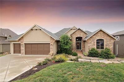 Lenexa Single Family Home For Sale: 9311 Pinnacle Street