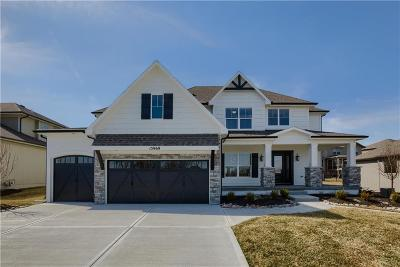 Olathe Single Family Home Model: 15969 W 165 Street