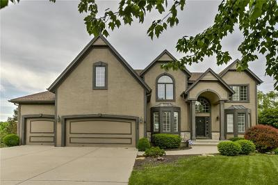 Overland Park Single Family Home For Sale: 14450 Hayes Street