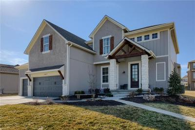 Johnson-KS County Single Family Home Model: 16017 W 165th Street
