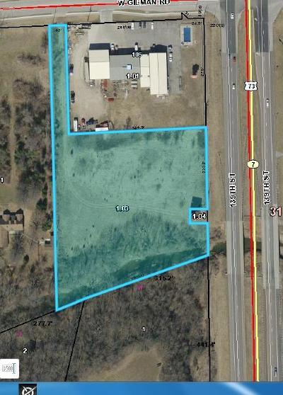 Leavenworth County Residential Lots & Land For Sale: 00000 W Gilman Road